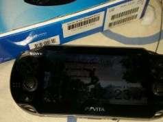 Ps Vita original con varios juegos
