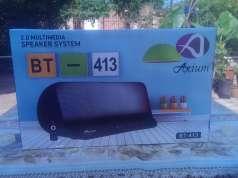 Parlante AXIUM USB