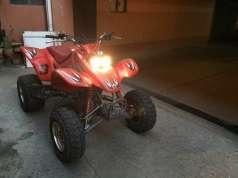 Cuadratrack Honda 400cc