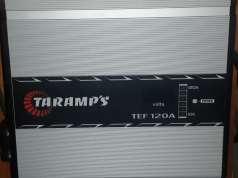 Fuente transformador taramps de 220v a 12v 120 amperes