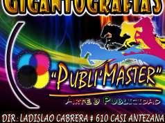 GIGANTOGRAFIAS  PUBLICIDAD PARA SU NEGOCIO