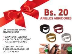 ANILLOS ABRIDORES