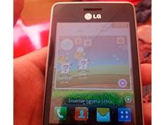 Celular LG T305