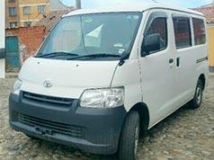 Minibus Toyota LiteAce