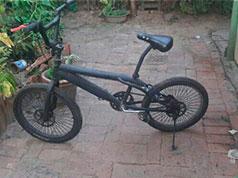 Bicicleta bien cuidada todo nuevo