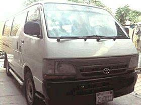 Trufi Toyota Hiace 2001