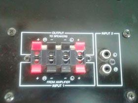 Bajo Yamaha con Amplificador