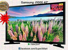 Promoción Única TV Samsung De 40 pulgadas