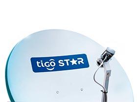 ANTENA SATELITAL TIGO STAR