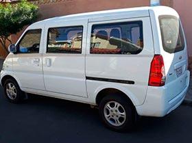 Van Chevrolet N300 Ideal para el Trabajo y la Familia