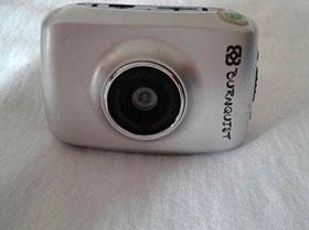 Camara Sportcam Multilaser con case a prueba de agua