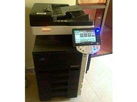 fotocopiadora konica bizhub 363