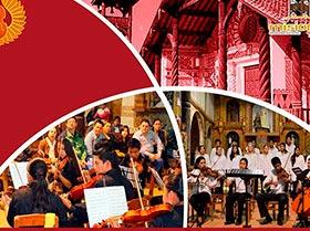 Festival de Música Barroca Misiones Jesuiticas de Chiquitos