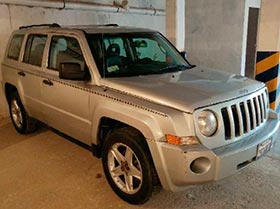Vagoneta Jeep Patriot 2008
