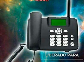 TELEFONO A CHIP MARCA HUAWEI