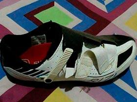 zapatillas de ruta shimano