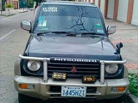 Jeep Mitsubishi Pajero Jr. 1995