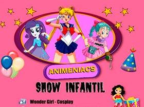 Show Infantil ANIMENIACS