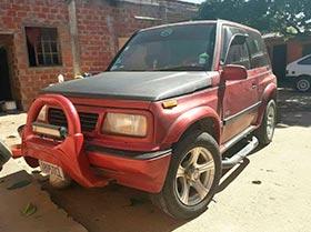 Jeep suzuki escudo 92