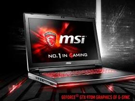 Portatil MSI Dominator Gamer y Pro Notebook