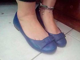 zapatillas azules talla 35