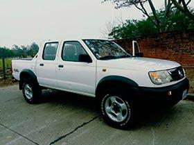 Camioneta Rich ZNA 4x4