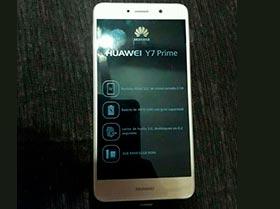 huawei Y7 prime 32Gb
