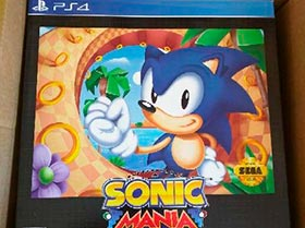 Sonic Mania Collector\'s Edition