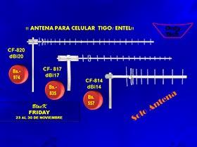 Antenas que mejoran tu señal de telefono celular