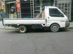 Camioneta Mazda Bongo