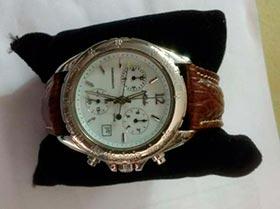 relógio marca Mido modelo Cronógrafo quartzo