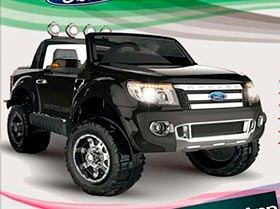 FORD RANGER electrico