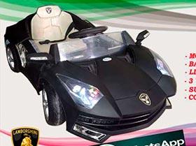 Lamborghini electrico