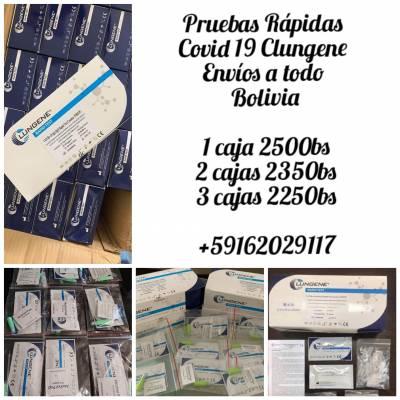 Envíos a todo Bolivia