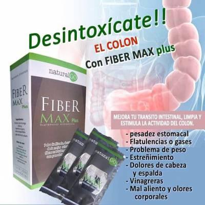 Productos naturales para la limpieza del colon