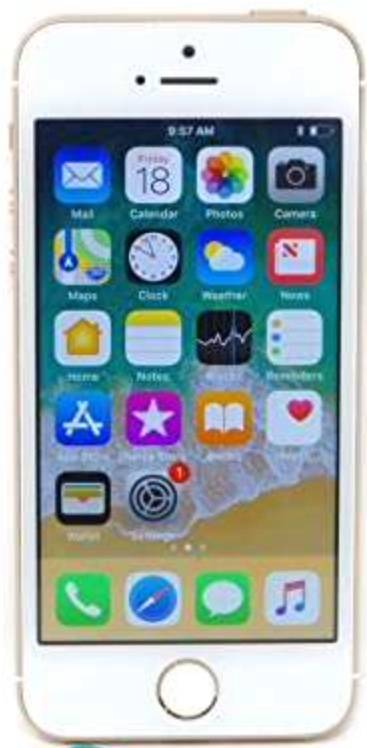 iPhone SE de 32 gb