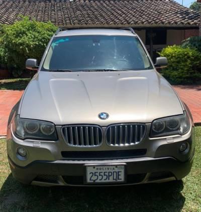 BMW X3 SI, MOD. 2008