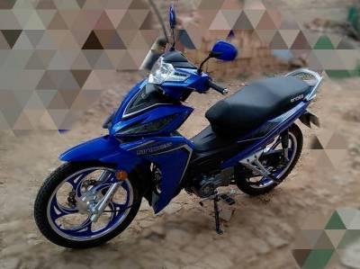 moto semiautomática
