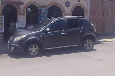 Automóvil Renault Stepway Sandero