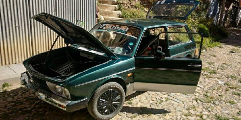 Volkswagen Brasilia 1981