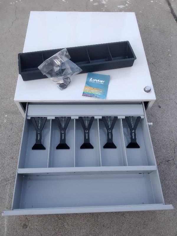 maquina para guardar dinero gavetero