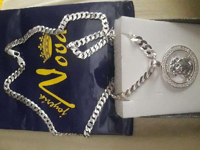 cadena de plata 925