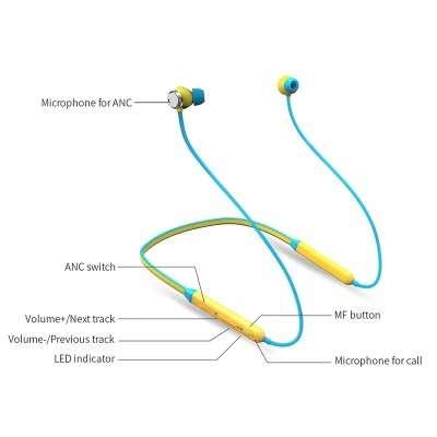 audifonos bluetooth BLUEDIO