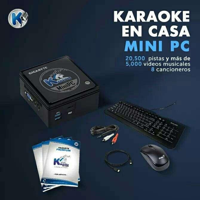 Sistema de Karaoke