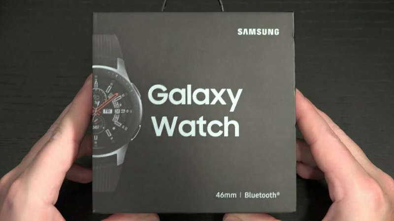 nuevo reloj samsung galaxy watch