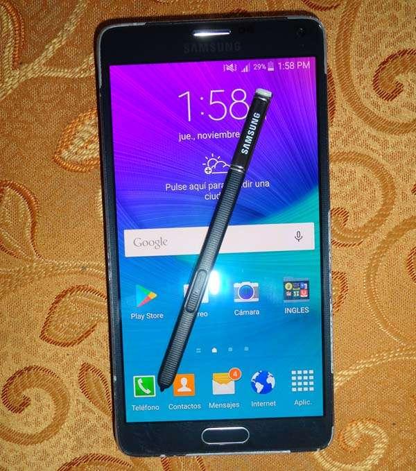 Samsung Galaxy Note 4 LTE – En Venta