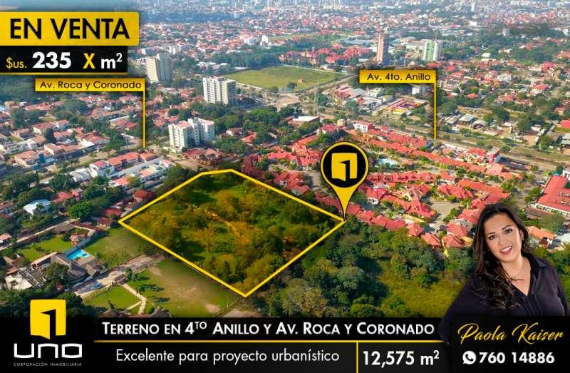 Terreno urbano para proyecto inmobiliario