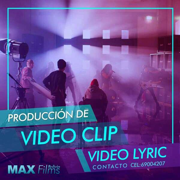 Realizamos video clip musical