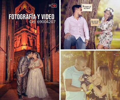 Servicio de foto y video para eventos