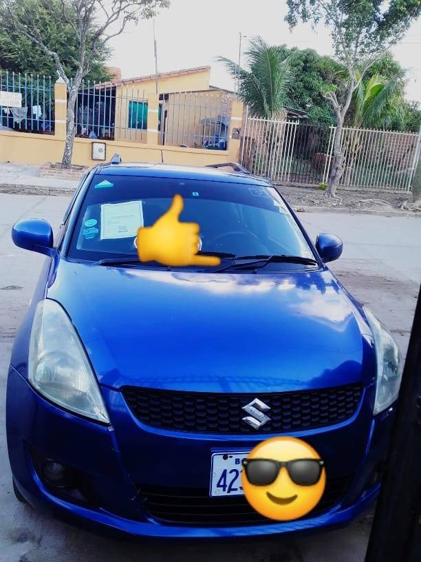 Hermoso suzuki swift 2012
